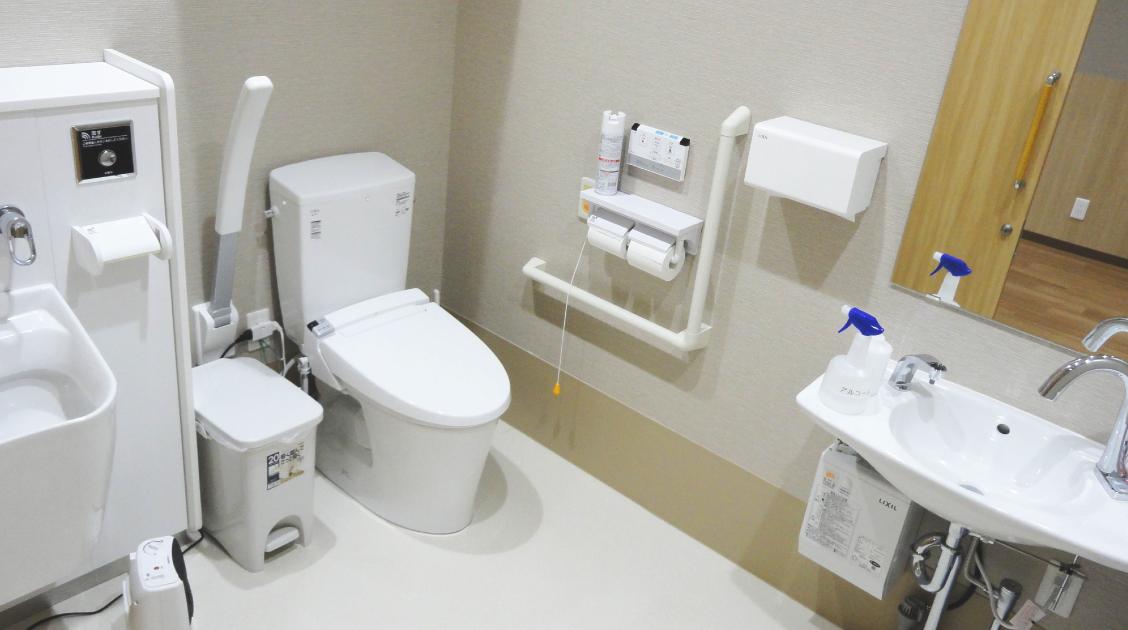 手洗い・トイレ