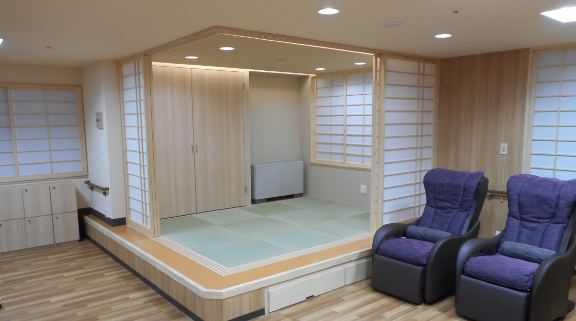 和室・静養スペース